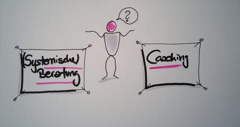Beratung vs. Coaching